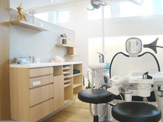 函館・歯科・診察室